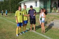 Jako čtvrtí se umístili na turnaji 11. ročníku Memoriálu J. Vakoče hráči z FC MAS TÁBORSKO U18