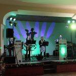 Kapela Klávesy Band na 11. Sportovním plese v Opařanech 10.12.2016