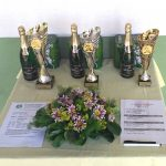 Kytice na hřbitov na turnaji 15. ročníku Memoriálu J. Vakoče