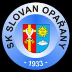 Logo SK Slovan Opařany
